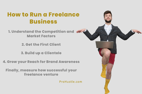 How to Run a Freelance Business